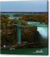American Falls Niagara Canvas Print