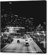 An Evening In Baltimore Canvas Print