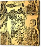 Ancient Dreams Canvas Print
