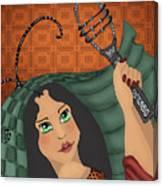 Ancient Music Canvas Print
