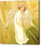 Angel Of Grace Canvas Print