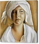 Angelinn Canvas Print