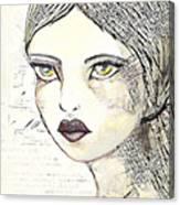 Annabel 2 Canvas Print