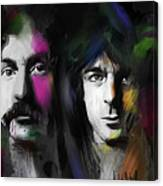 Any Colour You Like Canvas Print