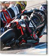 Aprilia Racing Team Gresini Canvas Print