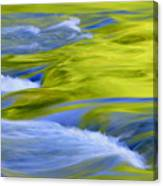 Argen River Canvas Print