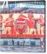 Arsenal Football Club Emirates Stadium London Canvas Print
