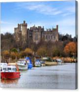 Arundel Castle Canvas Print