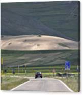 Parko Nazionale Dei Monti Sibillini, Italy 11 Canvas Print