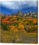 Autumn Crown Canvas Print