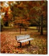 Autumn Splendors Canvas Print