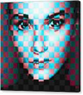 Good Pixels Canvas Print