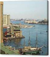 Baltimore Canvas Print
