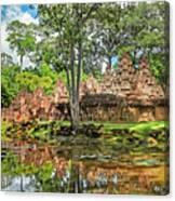 Banteay Srei Temple - Cambodia Canvas Print