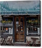 Bar De Cao Canvas Print