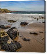 Barafundle Bay Canvas Print