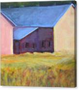 Barn Across The Road Canvas Print