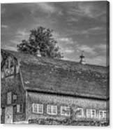Ct. Barn Canvas Print