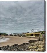 Barry Island Canvas Print