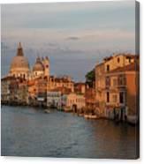 Basilica Di Santa Maria Della Salute, Venice, Italy Canvas Print
