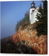 Bass Harbor Lighthouse, Acadia National Park Canvas Print