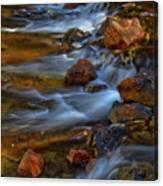 Bear Creek Waterfalls Canvas Print