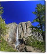Beauty Of Yosemite Canvas Print