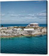 Bermuda Old Royal Naval Dockyard Canvas Print
