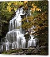 Bijoux Falls In Beautiful British Columbia Canvas Print
