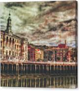 Bilbao Canvas Print