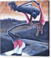 Billie Jean Canvas Print
