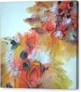 Birds Birds Birds Album Canvas Print