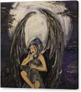 Bitter Angel Canvas Print