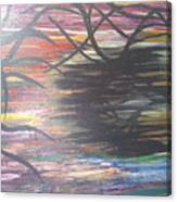 Black Dream Canvas Print