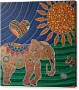 Blinkitart #7 Canvas Print