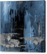 Blue Abstract 12m2 Canvas Print