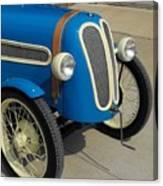 Vintage Bmw Racer Canvas Print