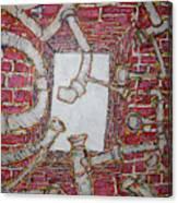 Bosque Powerhouse Canvas Print