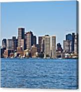 Boston Mar142 Canvas Print