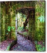 Botanic Garden - Bogota Canvas Print