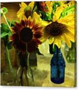 Bottled Sunshine  Canvas Print