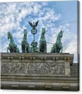 Brandenburger Gate, Berlin Canvas Print