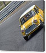 Brands Hatch Mini Festival Canvas Print