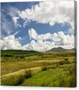 Brecon Beacons National Park 4 Canvas Print