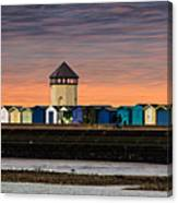Brightlingsea Essex  Canvas Print