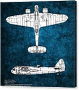 Bristol Blenheim Canvas Print