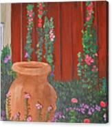 Brown Jug  Canvas Print