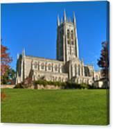 Bryn Athyn Cathedral Pennsylvania Canvas Print