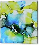 Bubble Collection Canvas Print