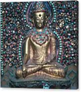 Buddhist Deity Canvas Print